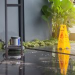Le macchine per la pulizia degli ambienti industriali